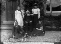 Revd William Rees Williams, vicar of Gyffylliog...