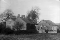 House and chapel, Carno