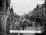 Machynlleth fair (1890)