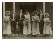The Wedding of Margaret Jones and Stuart Binnie