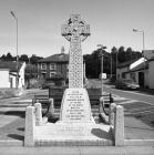 Llanbadarn Farwr War Memorial