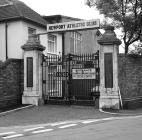 Newport Athletic Club War Memorial