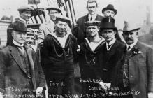 Aboard the Terra Nova in Cardiff, 17 June 1913.