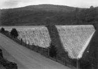 Penygarreg reservoir, Elan Valley
