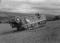 Coach accident