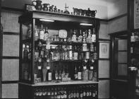 Interior of Drover's Arms Hotel, Builth Wells