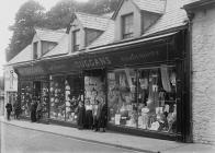 Duggans clothes shop Builth Wells