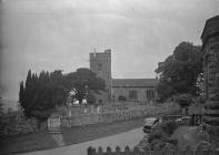St Stephen's church, Old Radnor