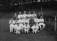 Cricket XI team, Radnorshire