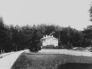 Cwm Elan mansion