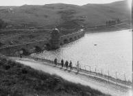 Rhayader dam