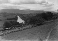 River Wye, Glasbury