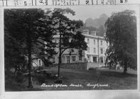 Llanstephan House, Boughrood