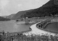 Caban Coch dam, Elan Valley