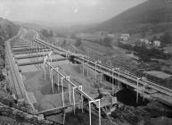 Elan Valley reservoir filter beds