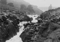 Pen-y-Garreg Dam Elan Valley