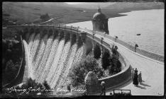 Graig Goch Dam Elan Valley
