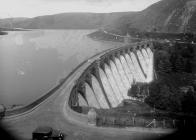 Graig Goch reservoir, Elan Valley