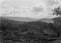 Cefndwylys gardnes, Builth Wells