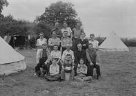 Merthyr Tydfil Boys' Club 1947, Whitehouse...