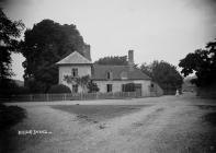 Weir house Bucknell