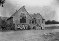 The school New Radnor