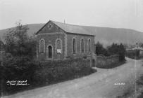 Baptist chapel New Radnor