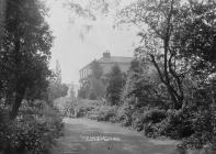 'The drive' Aston Hall