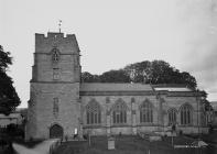 Presteign i.e. Presteigne church