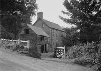 Unidentified farmhouse