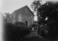 Unidentified Methodist Primitive chapel