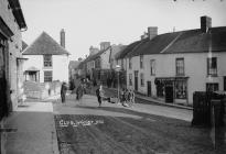 Clun High St