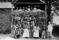 Neuadd Fawr Mansion 1890s