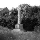 Pontlottyn War Memorial