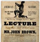 This poster was produced for a lecture tour by...
