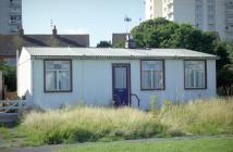 Blaen pre-fab rhif 16 - Llandinam Crescent, Gabalfa, Caerdydd
