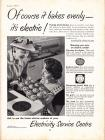 Electric cooker advertisement