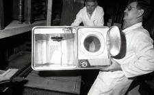 Hoovermatic (twin tub) washing machine