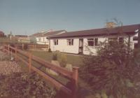 Bungalows in Maenclochog, Pembrokeshire.