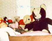 Ystafell wely, 1990au