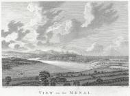 View on the Menai