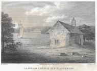 Llanfair Church and Plasnewydd