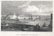 The harbour, Holyhead