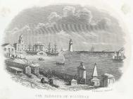 The harbour of Holyhead