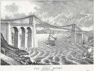The Menai Bridge