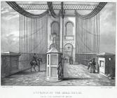 Entrance of the Menai Bridge