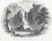 Falls of the Conway, near Bettws y Coed