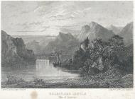 Dolbadern Castle, vale of Llanberis