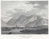 Dolbadern i.e Dolbadarn Castle in Caernarvon...