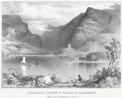 Dolbadarn Castle & lakes of Llanberys ...